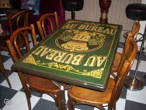 le bureau vierzon table bistrot meuble de metier offre cher 18100 vierzon 390