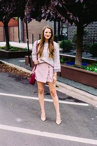 Fall Outfits  How To Wear Pink In The Fall