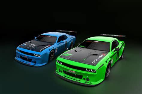 2018 Dodge Challenger Srt Race Cars Revealed Motor Trend Wot