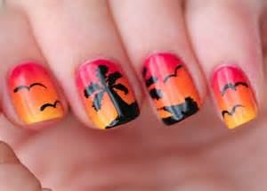 Nail art designs for short nails step by