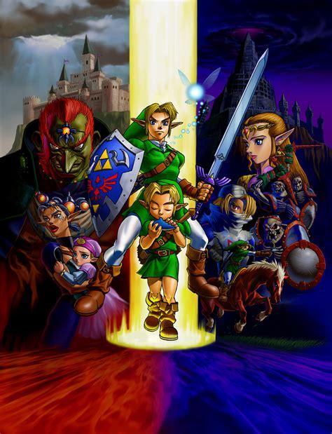 The Legend Of Zelda Ocarina Of Time Zeldapedia The