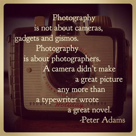 Great Photography Quotes Quotesgram