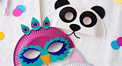 fabriquer cuisine pour fille gratuit des masques d animaux à imprimer prima