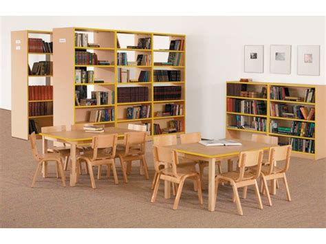 educational edge wood school chair 18 quot h library 512 | KFI 18 GRP DIN