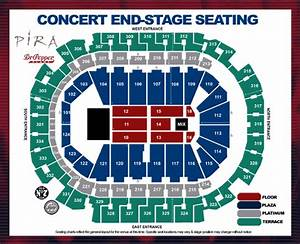 American Airlines Center Seating Chart American Airlines Center Dallas Tx Seating Chart View