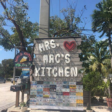 macs kitchen key largo restaurant reviews phone