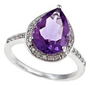 amethyst engagement ring purple amethyst engagement rings review