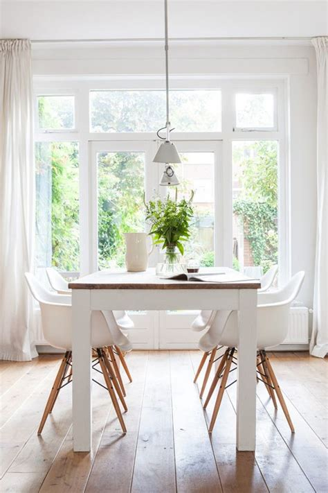 25 best ideas about white dining table on