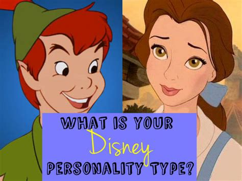 What Is Your Disney Personality Type?
