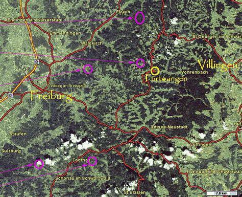 freiburg schwarzwaldde landkarten plaene geografie zum