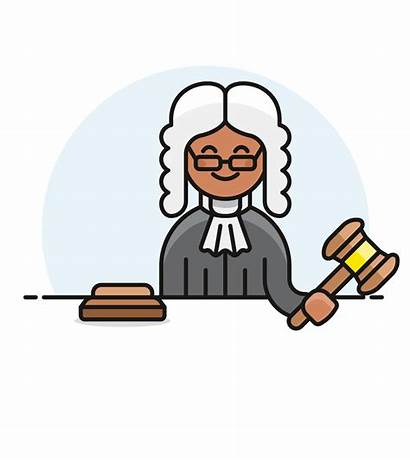 Judge Clipart Jury Hammer Transparent Icon Webstockreview