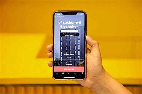 lyf Sukhumvit 8 Bangkok แบรนด์ไลฟ์แห่งแรกในประเทศไทยเอาใจวัยมิลเลนเนียล