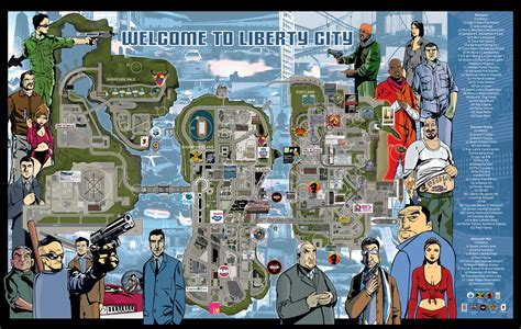 Download Maps For Grand Theft Auto 3, Vice City & San Andreas