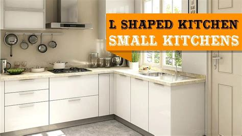 30+ L Shaped Kitchen Designs For Small Kitchens