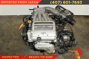 1992 1993 Toyota Camry V6 3 0l Dohc Engine Motor Jdm 3vz