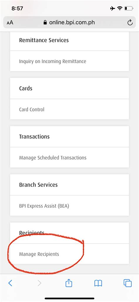 Register your biller details by entering your name and credit card number and click 'submit'. How to enroll biller in BPI app?