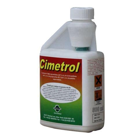 produit efficace contre les moustiques cimetrol 500 ml