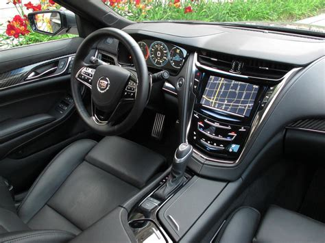 2014 Cadillac Cts V Review by 2014 Cadillac Cts V Sport Review Cars Photos Test