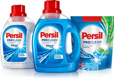Target: Persil ProClean Detergent & Power Caps Just $5.49