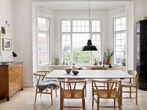 58 Mid Century Scandinavian Dining Room Design Ideas