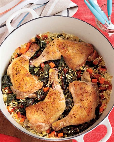 one pot oven meals one pot recipes make it in a dutch oven martha stewart