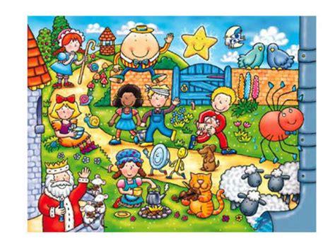 List Of Nursery Rhymes Characters