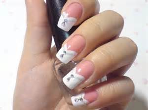 Wedding nail designs  weddbook