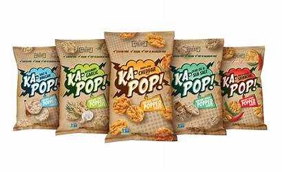 Snacks Kapop Pop Ka Chips Snack Popped