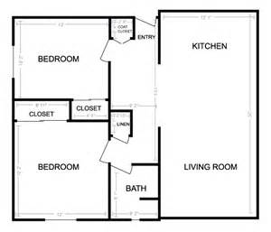 small two house floor plans small house 2 bedroom floor plans galleryhip com the hippest galleries