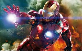 The Avengers Iron Man ...