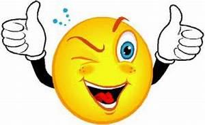 Smiley Face Thumbs Up Cartoon | Clipart Panda - Free ...