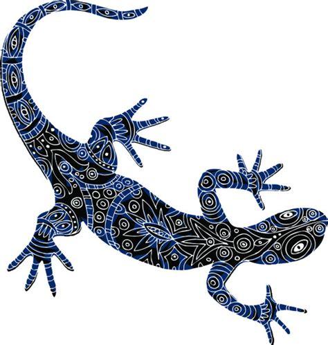 Lizard Tattoo Design Idea  Tattoo Design Ideas And