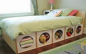 Doppelbett Für Kinder : das doppelbett mit schubladen 25 super tipps ~ Lateststills.com Haus und Dekorationen