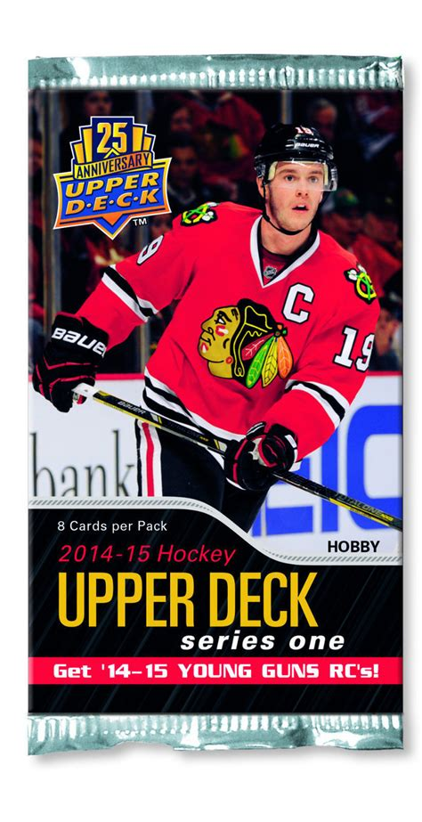 201415 Upper Deck Hockey Cards Are Finally Here! « West