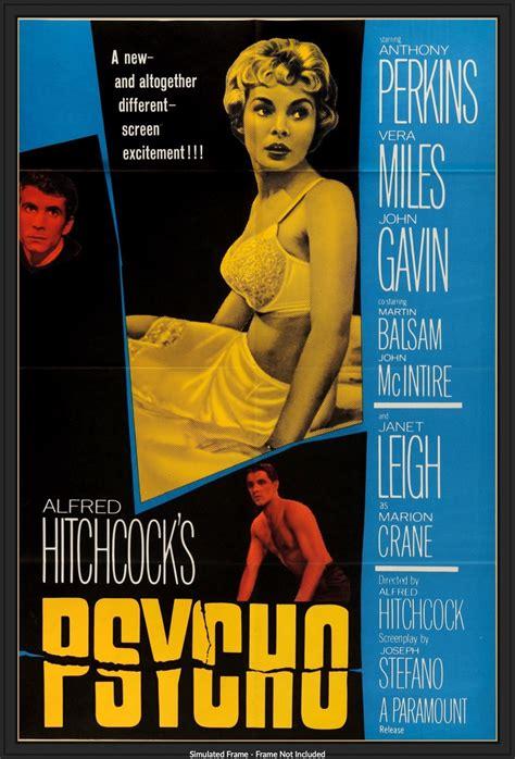 (1960) Original One Sheet Movie Poster Original