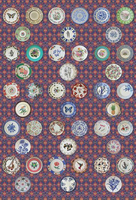 tapete küche landhaus englische landhaus tapeten matthew williamson ceramica kaufen