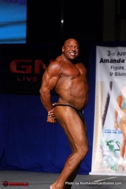 Lenny Bodybuilder Tallest Genova Jason Around Posing