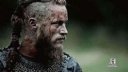 Ragnar Lothbrok Vikings Fimmel Travis Flint King