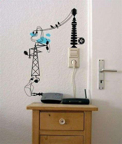 Fernsehkabel Verstecken fernsehkabel verstecken fernsehkabel verstecken wand kreatives haus