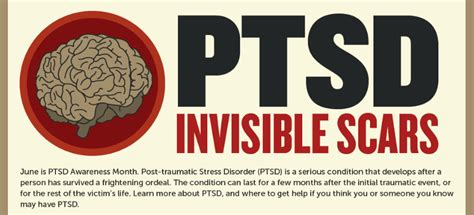 post traumatic stress disorder ptsd invisible scars
