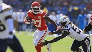 Chiefs Vs Chargers Final Score Kareem Hunt Delivers The