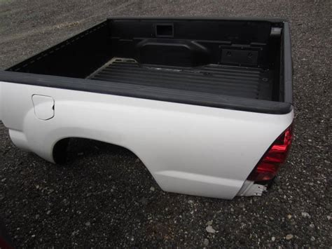 toyota tacoma white  truck bed dicks auto