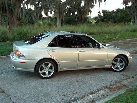 2002 Lexus Is300 * 5-speed Manual + Lsd *