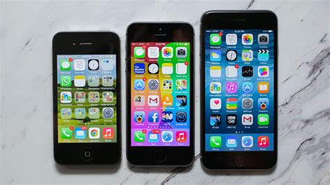 4s vs 5s small screen swan song why owners of earlier iphones won