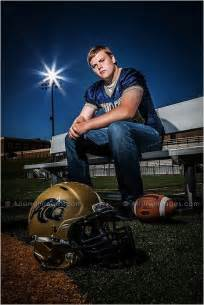 Cool Football Senior Picture Ideas