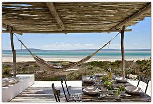 Beach, House, In, South, Africa