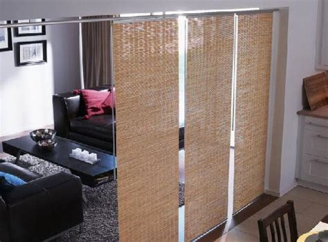 Oriental Room Dividers, Ceiling Mounted Sliding Room