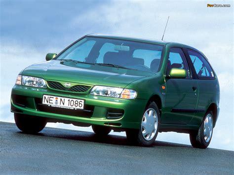 Nissan Almera GTI (N15) 1998–2000 photos (1024x768)
