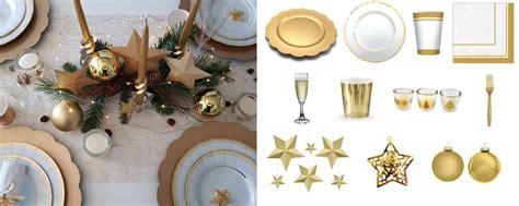 tavola natalizia oro come organizzare una festa di natale elegante tre modi