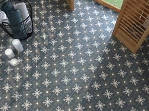 Carreaux De Ciment Adhesif Sol : carrelages mosa ques et galets aspect cx ciment martia ~ Premium-room.com Idées de Décoration